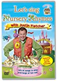 Let's Sing Nursery Rhymes With Justin Fletcher [DVD]
