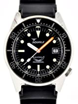 Squale 500 meter Professional Swiss Automatic Dive Watch with Sapphire Crystal 1521-026-A