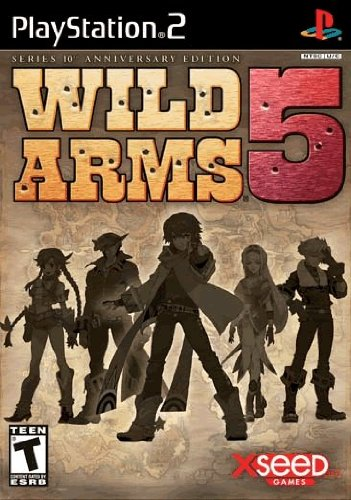 51Bz89ThlOL Reviews Wild Arms 5
