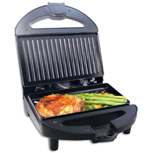 Power Hunt 12 Volt Grill: Appliance Only - High Performance 375°F Cooking Temp