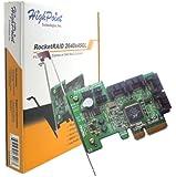 HighPoint RocketRAID 2640X4SGL 4-Channel PCI-Express x4 SAS 3Gb/s RAID Controller
