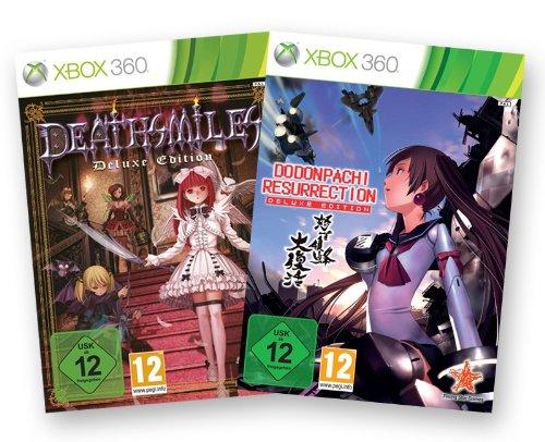 Deathsmiles und DoDonPachi Resurrection - Deluxe Edition [Edizione: Germania]
