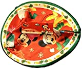 MICKEY MOUSE, MINNIE MOUSE, DONALD DUCK, PLUTO 16 CHRISTMAS TREE SKIRT~NEW