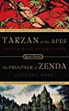 Tarzan of the Apes and the Prisoner of Zenda (0451530187) by Rice Burroughs, Edgar