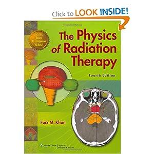 قائمة الكتب المفضلة في الفيزياء الطبية