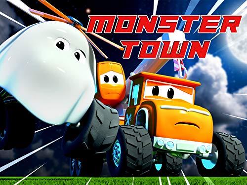 Monster Town - The City of Monster Trucks on Amazon Prime Video UK