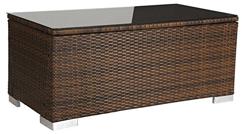 baumarkt direkt Loungetisch »Bari« 110 x 55 cm, braun kaufen