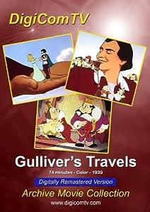 Gulliver's Travels -  1939 Color (Digitally Remastered Version)