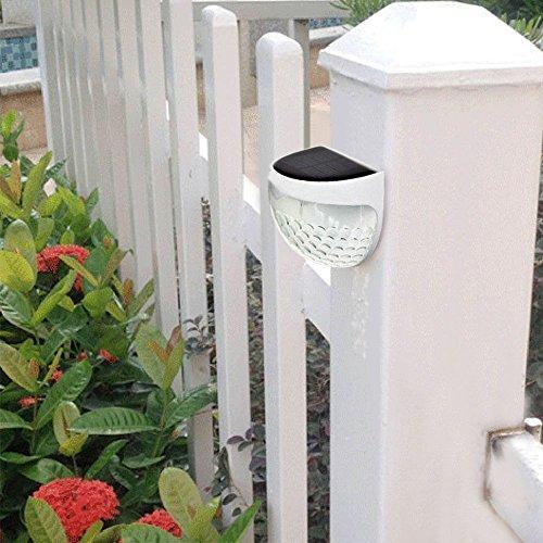 allisandro au en solar power led gartenlicht dekorative zaunlampe wasserdichtes weglicht f r die. Black Bedroom Furniture Sets. Home Design Ideas