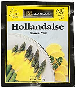 Amazon.com : Mayacamas Hollandaise Sauce, 1 Ounce (Pack of 12
