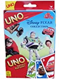 Pixar Uno Card Game Tin