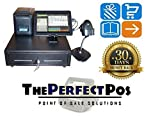 Tablet Point of Sale Bundle Featuring Cash Register Express for Retail Review