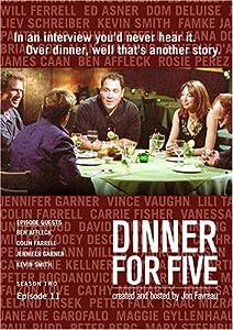 Dinner For Five, Episode 11