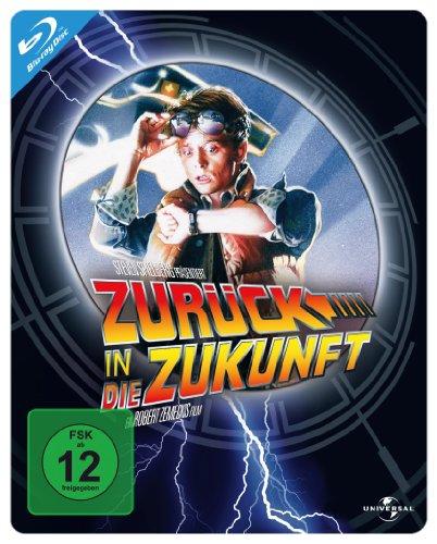 Zurück in die Zukunft (Steelbook) [Blu-ray]