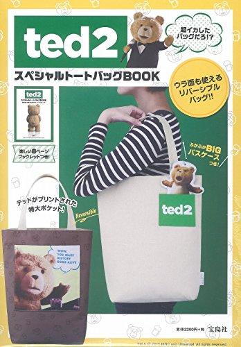 ted2 スペシャルトートバッグBOOK (バラエティ)