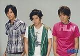 ジャニーズ公式生写真 V6 『LIVE TOUR 2008 VIBES』 【坂本昌行、三宅健、長野博】 ブイシックス