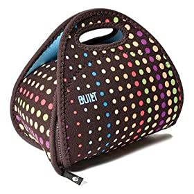 Tortuga Lunch Tote- Dots