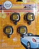 ファブリーズ 車の芳香剤 Febreze Car Vent-Clip Air Fresheners - Hawaiian Aloha - 4個入り 海外直送品