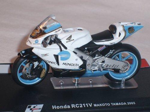 Honda Rc211v Rc 211v Makoto Tamada 2005 Motogp 1/24 Altaya By ixo Modellmotorrad Modell Motorrad SondeRangebot