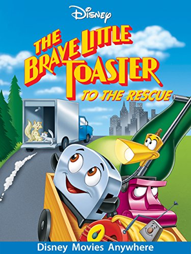 Amazon.com: Brave Little Toaster to The Rescue: Deanna ...