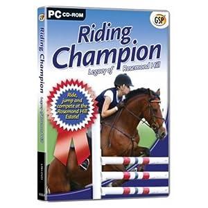 Riding Champion:  Legacy of Rosemond Hill