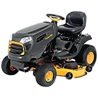 "Poulan Pro 960420185 Briggs 22 hp Automatic Hydrostatic Transmission Drive Riding Mower, 48"" 46000 Outdoor Power Issue - Over LTL Weight Max by Poulan Pro"