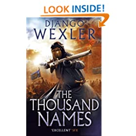 The Thousand Names: The Shadow Campaign (Shadow Campaigns Book 1)