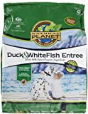 Natural Planet Organics Duck & WhiteFish Entree Dry Dog Food 25 lb