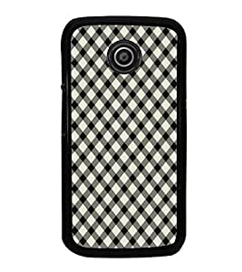 iFasho Animated Pattern of Chevron Arrows royal style Back Case Cover for Moto E