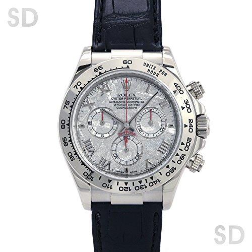[ロレックス]ROLEX腕時計 デイトナ メテオライト Ref:116519 メンズ [中古] [並行輸入品]
