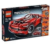 LEGO Technic Super Car (8070) by LEGO