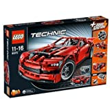Lego Technic - 8070 - Jeu de Construction - Super Carpar Lego Technic