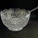 Godinger Freedom Punch Bowl with Ladle