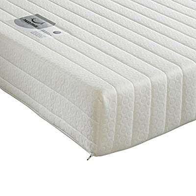 Happy Beds Little Champ Pocket Sprung Foam Mattress Orthopaedic Hypoallergenic
