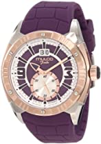 Mulco Unisex MW1-18265-055 Fondo Croco Swiss Movement Watch
