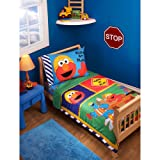 Sesame Street - Construction Zone 4-Piece Toddler