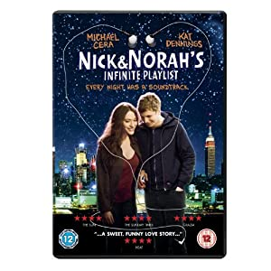 Nick & Norah's Infinite Playlist [DVD] [2009]