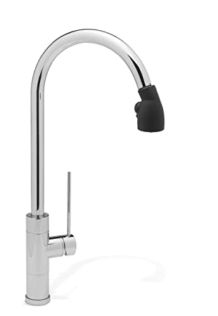 Blanco 440609 Rados Pro Kitchen Faucet, Chrome