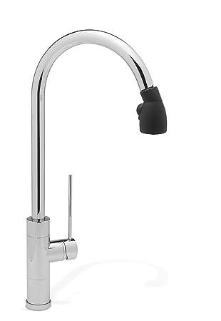 Blanco 440609 Rados Pro Kitchen Faucet, Chrome