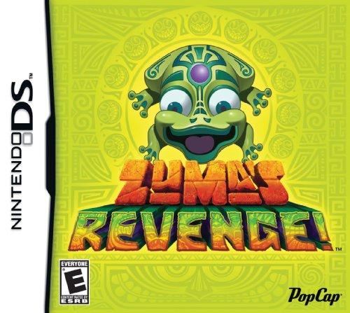 Zuma's Revenge! - Nintendo DS - 1