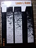 img - for Louis I. Kahn (Makers of Contemporary Architecture Series) book / textbook / text book