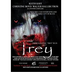 Trey the Movie DVD