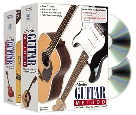 eMedia Guitar Method Deluxe