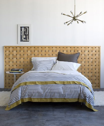 DwellStudio Draper Stripe Full/Queen Duvet Set, 