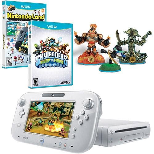 Nintendo Skylanders SWAP Force Bundle - Nintendo Wii U at Amazon.com