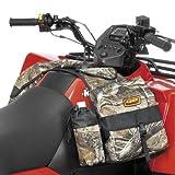 QuadBoss Zipper-less Tank Saddlebag - Realtree AP