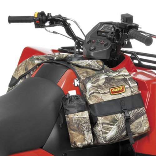 QuadBoss Zipper-less Tank Saddlebag - Realtree AP