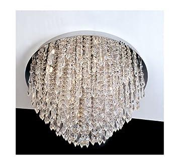 Kronleuchter Kristallleuchte Pendelleuchte Deckenlampe Deckenleuchte Hängeleuchte Kristall Lampe Leuchte Modern Chandelier von Design61