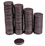Creative Hobbies® Ceramic Disc Magnets, Science Project, Crafts, 1 Inch (25mm) Round ~Bulk Lot of 25 Pcs