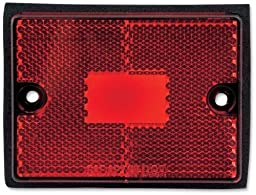 Optronics A9R Red Side Marker Light Replacement Lens Set